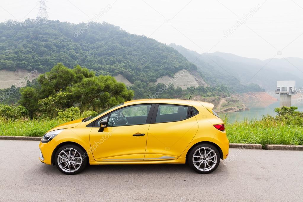 Renault Clio Rs 2013 Modelo Foto Editorial De Stock