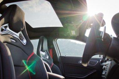 Mercedes-Benz GLA 45 2014 Interior