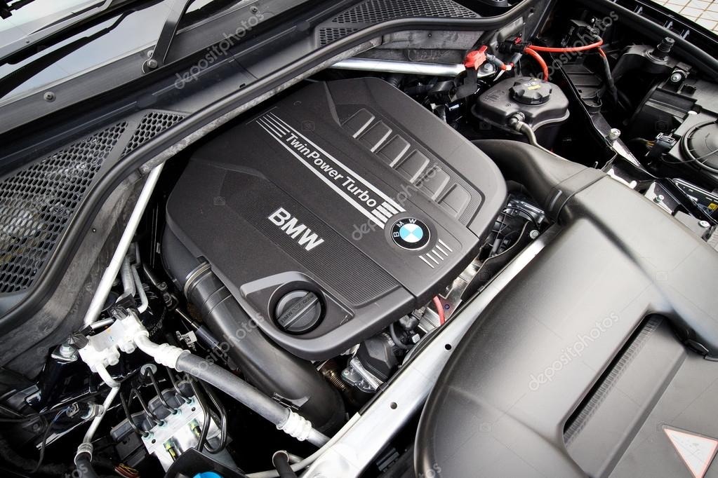Bmw X6 M Edition 2015 Engine Stock Editorial Photo C Teddyleung