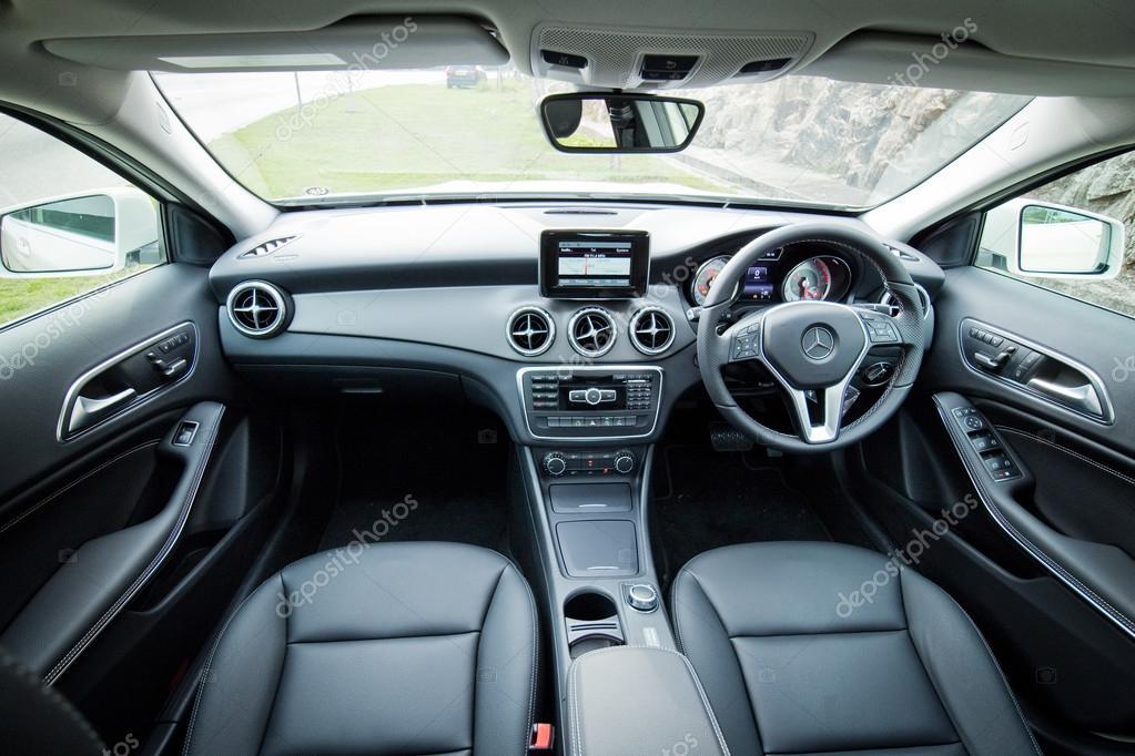 Mercedes-Benz GLA 2015 Interior – Stock Editorial Photo © teddyleung ...