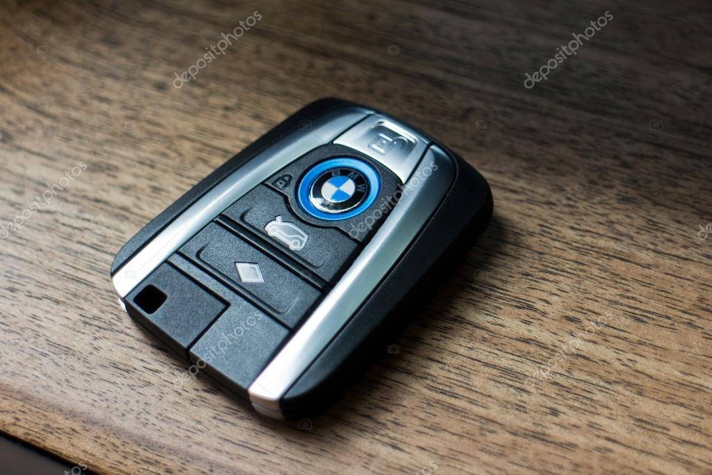 BMW i3 e-drive 2014 Key – Stock Editorial Photo © teddyleung #94942428