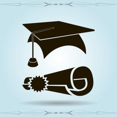 education icon illustration