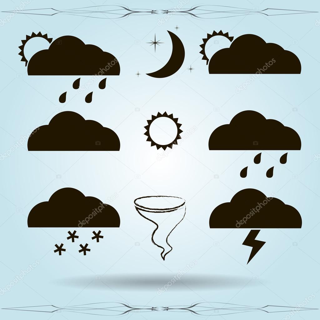 Weather Web Icons