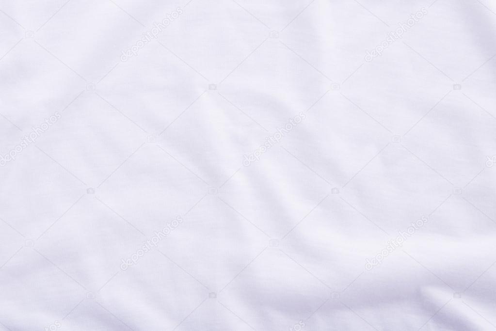 Фон белой простыни. Морщинистой белая простыня