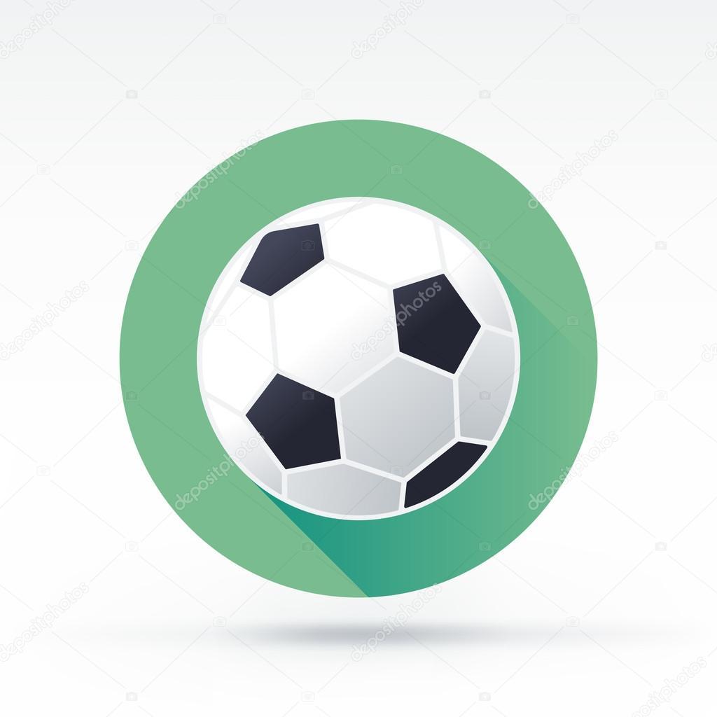 football vector icon stock vector denkcreative 108778084