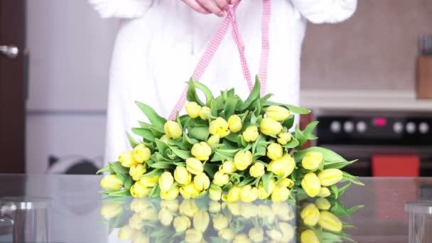 Vyzvednutí kytice