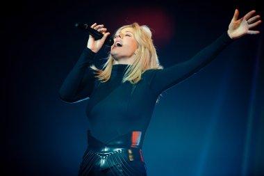 Popular singer Ellie Goulding