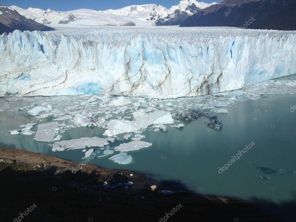The Perito Moreno