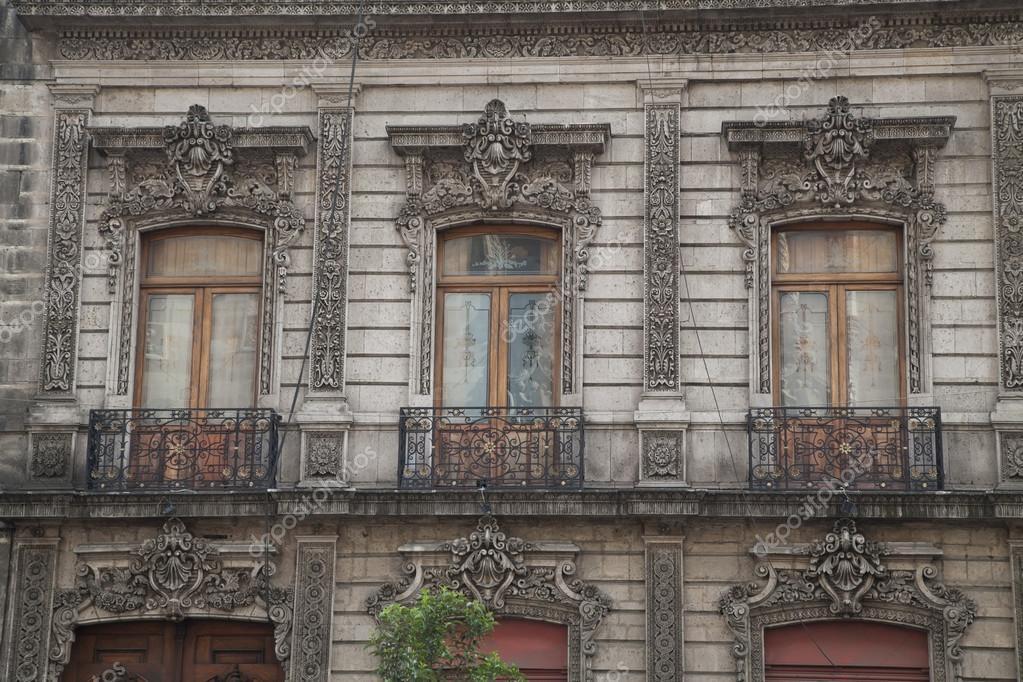 Fotos Casas Coloniales En Mexico Fachada De Una Casa Colonial En