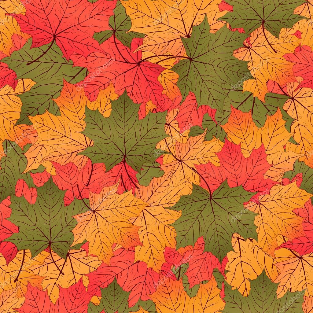 Заставка на рабочий стол кленовые листья
