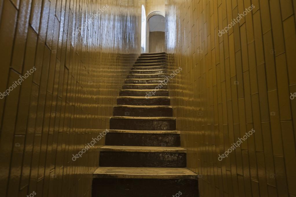 Stone Narrow Staircase Stock Photo C Kopylova32 Zonnet Nl 124479436