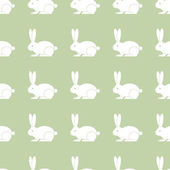 Fotografie Rabbit seamless pattern