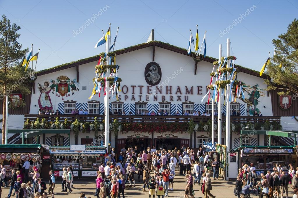Schottenhamel tent at Oktoberfest in Munich Germany 2015 u2014 Stock Photo #104980564 & Schottenhamel tent at Oktoberfest in Munich Germany 2015 u2013 Stock ...