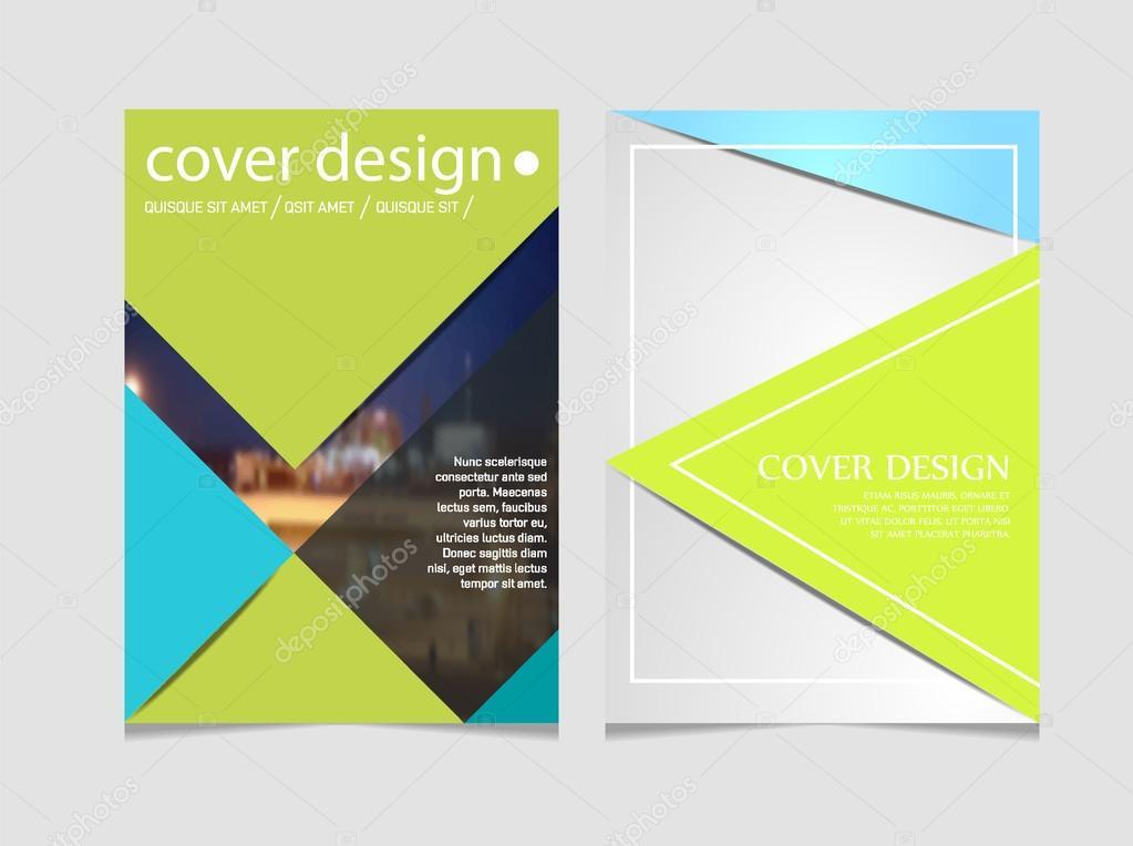 brochure flyer design template. leaflet cover presentation abstract, Presentation Abstract Template, Presentation templates