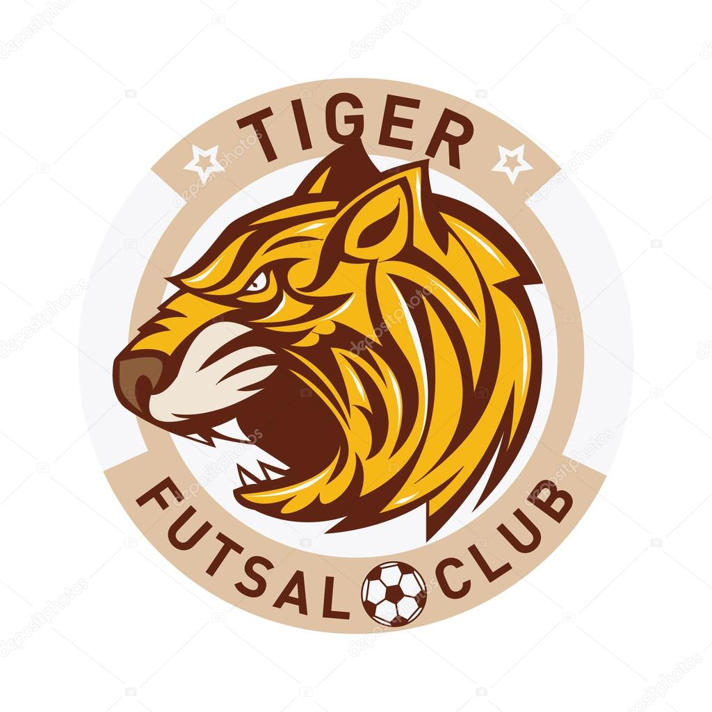 ᐈ logo futsal team stock vectors royalty free futsal logo images download on depositphotos https depositphotos com 94786092 stock illustration tiger soccer club logo badge html