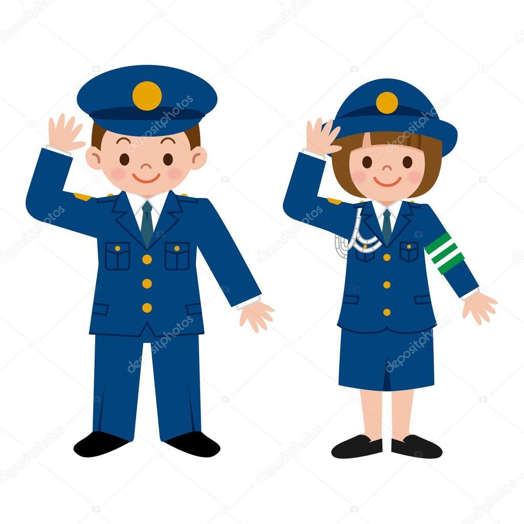 картинки для детей милиционера