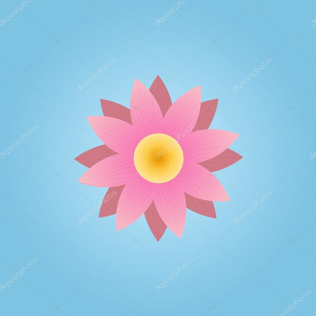 Spa lotus flower stock vector vuadeepya 105535674 spa lotus flower stock vector izmirmasajfo