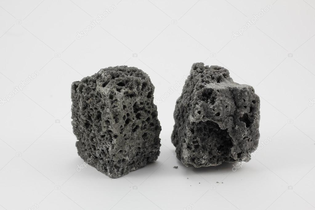 Christmas coal, sweet gift for naughty boys — Stock Photo ...