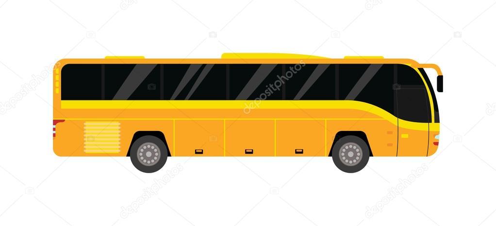 city bus vector illustration stock vector luplupme gmail com rh depositphotos com bus victoria island bus victoria