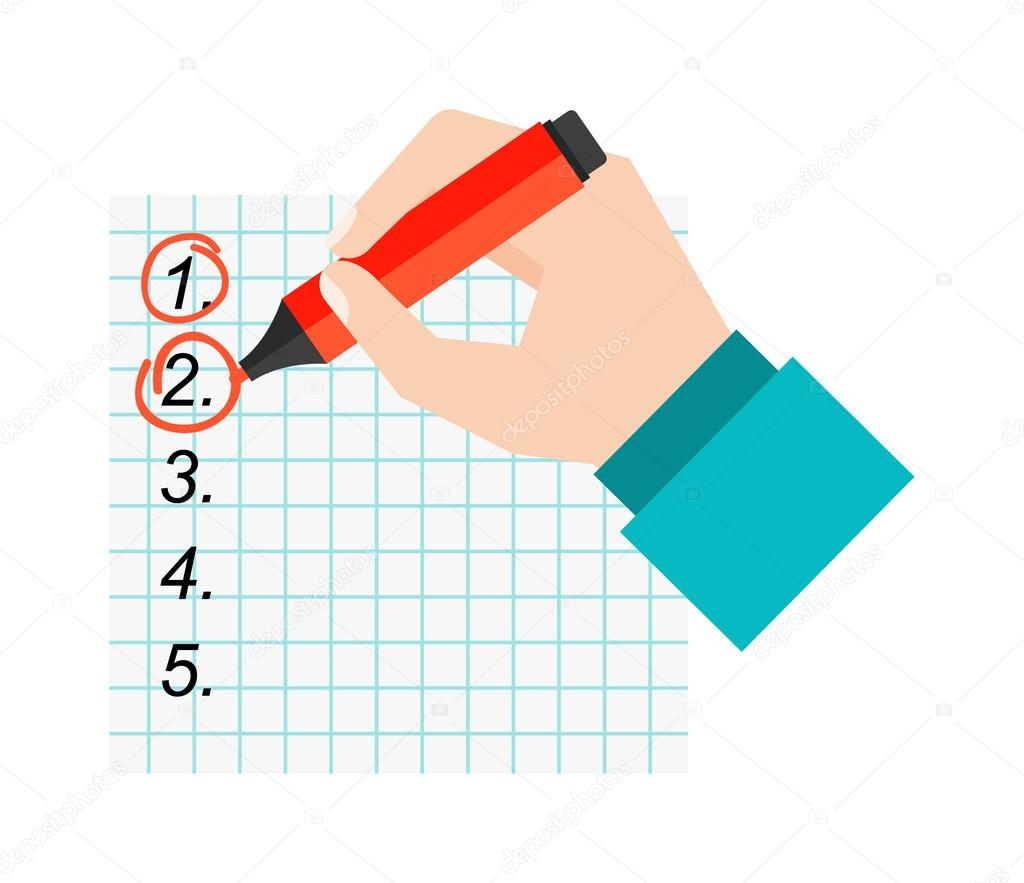 Calendar Illustration List : Agenda list icon vector illustration — stock