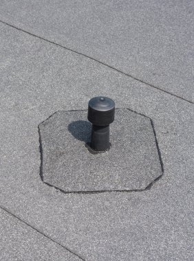Aerator - flat roof ventilation.