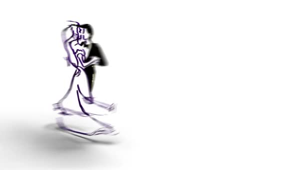 wedding couple dance