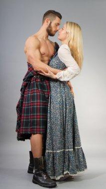 Scottish Highland Theme