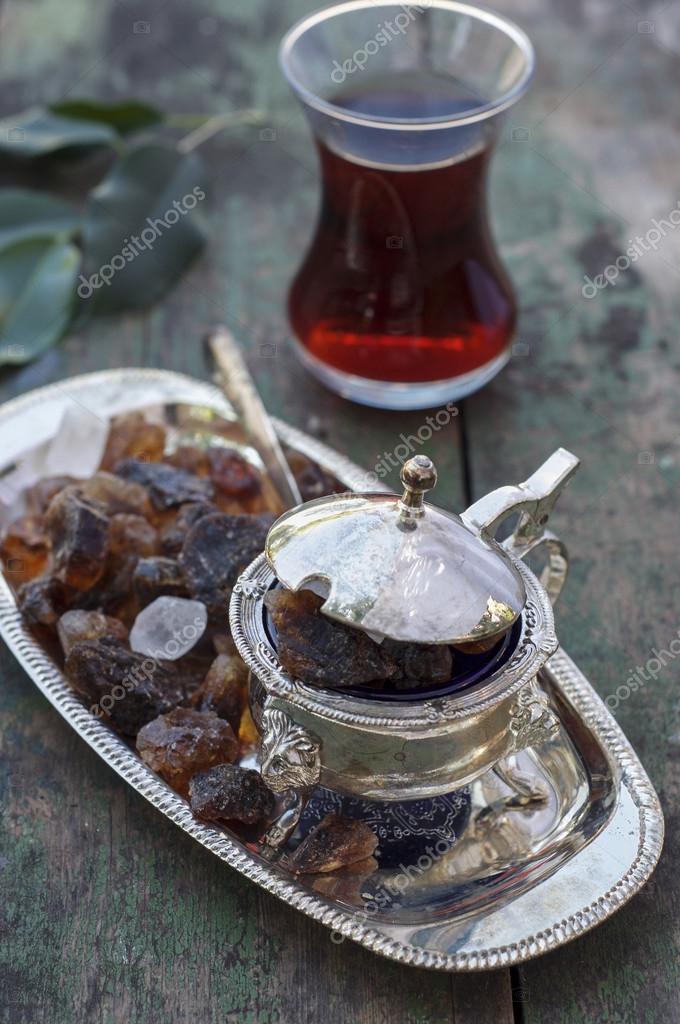 Турецкий чай для секса