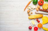 Gesunde Ernährung Textfreiraum