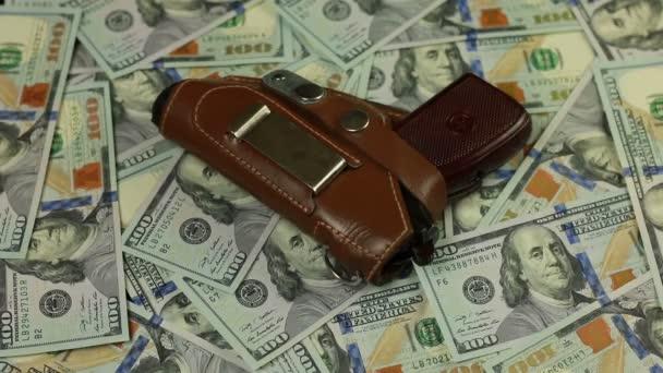 Waffen- und Geldkonzept