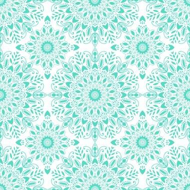 Background mandala vector