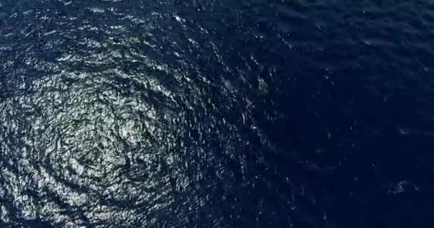 sun reflection in blue sea