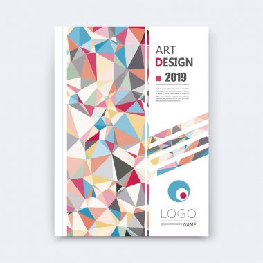 Abstract composition, patch polygonal texture, triangle part construction, line plexus, brochure title sheet, creative figure icon, vitrage facets, mosaic inlay surface, puzzle banner form, flyer font