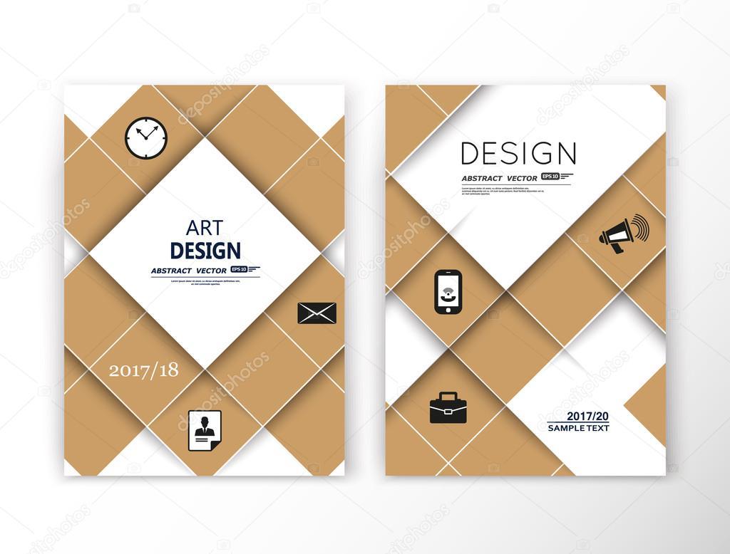 presentation slide, geometric shapes, patent, annual report ...