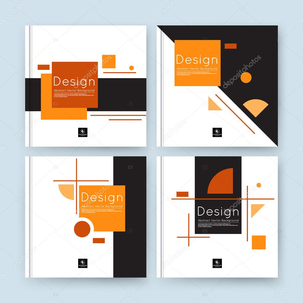 Abstract composition. Font texture. White business card set. Infograhic element collection. A4 brochure title sheet. Patch part construction. Creative text frame surface. Figure logo icon. EPS10 image