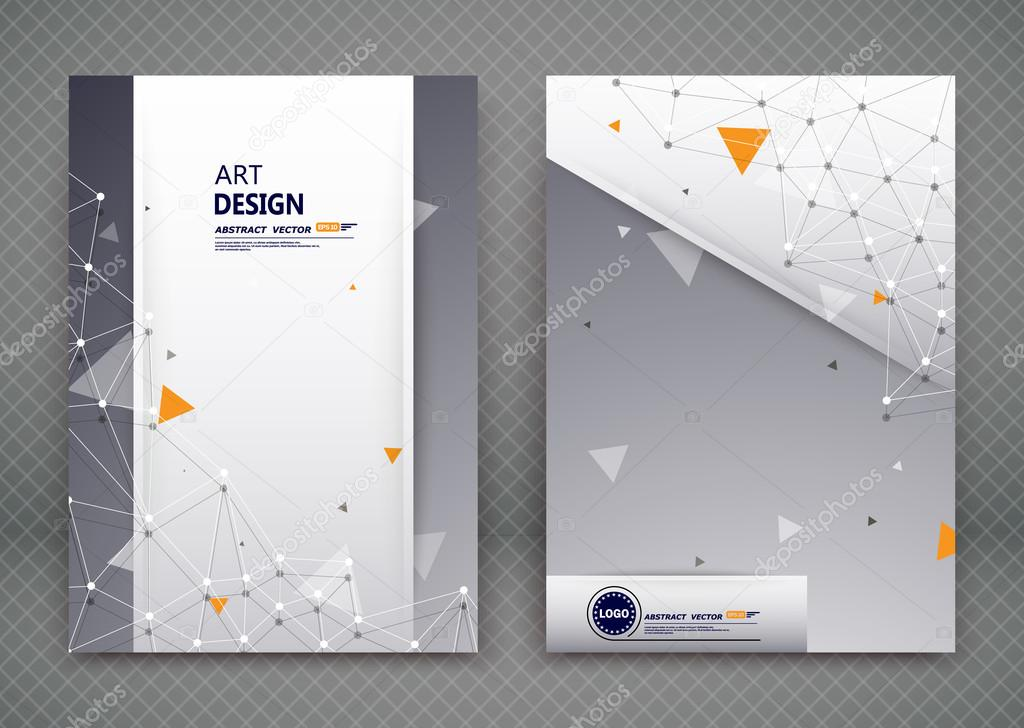 Abstract composition, gray dna font texture, elegant technology ...