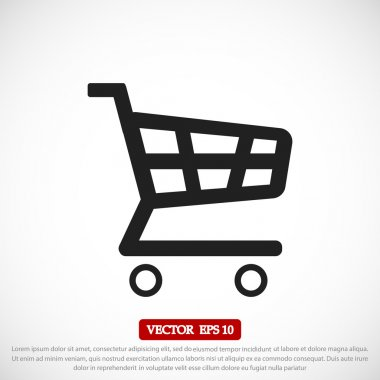 shopping chart icon