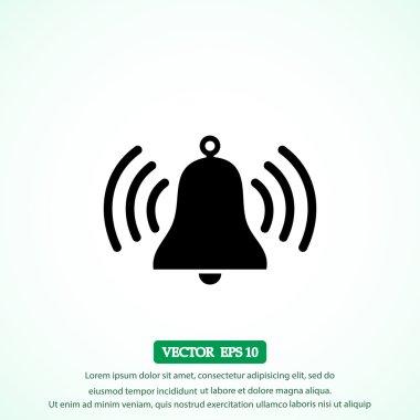 bell icon alarm