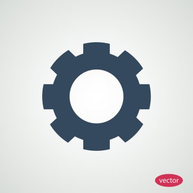 gear cog wheel icon