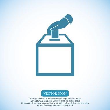 vote ballot icon