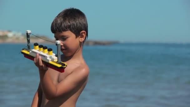 Modelo Boy Un Titanic Del TitanicHundimiento Hace I9EDH2