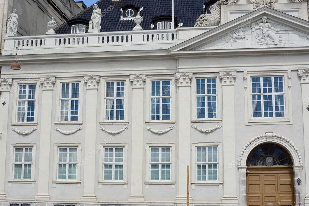 Architettura di copenhagen ambasciata francese foto for Architettura di campagna francese