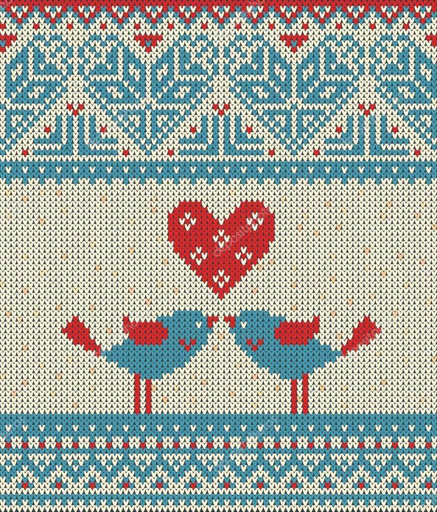 De patrones sin fisuras sobre el tema del día de San Valentín con ...