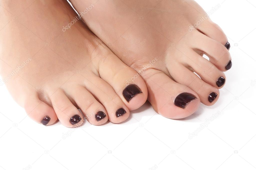 soft beautiful black feet