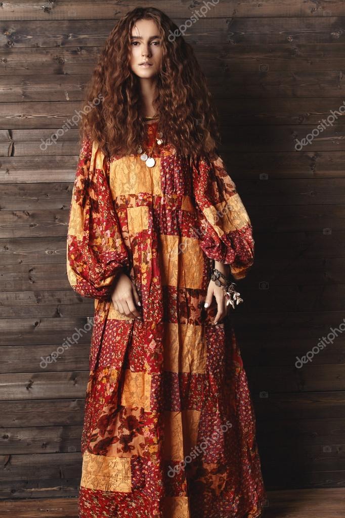 Cheveux d'arabe long