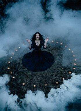 witch dark halloween
