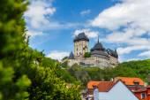 Fotografie královský hrad Karlštejn