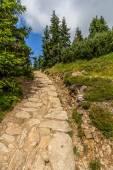 Horské cesty v národním parku KRNAP