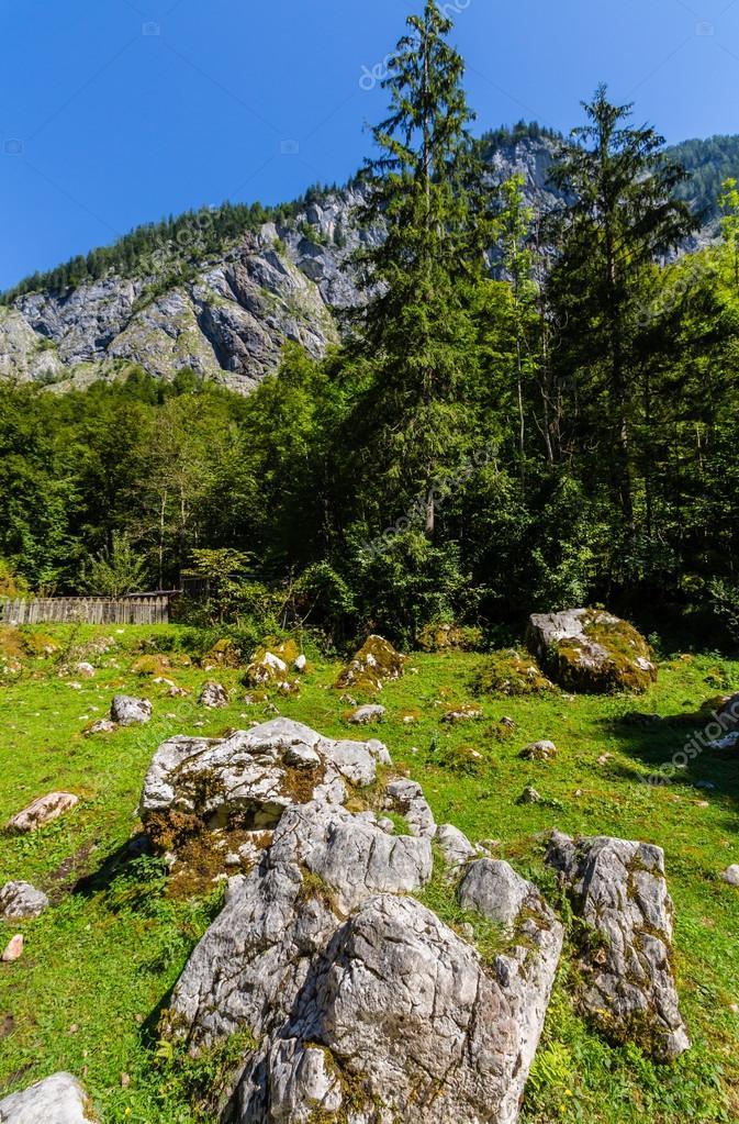 Konigsee National Park