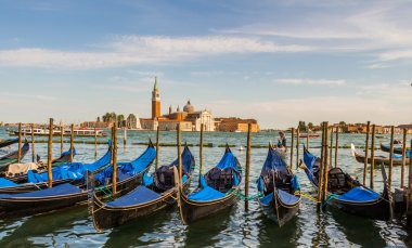 Venice cityscape, water canals